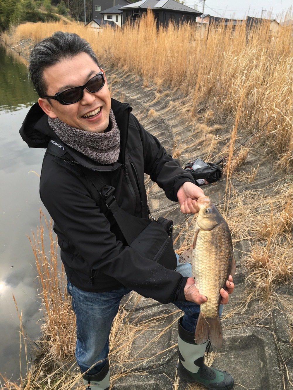 圭太郎さんの投稿画像,写っている魚は