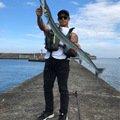 竜馬a.k.aGAPPYさんの鹿児島県でのダツの釣果写真