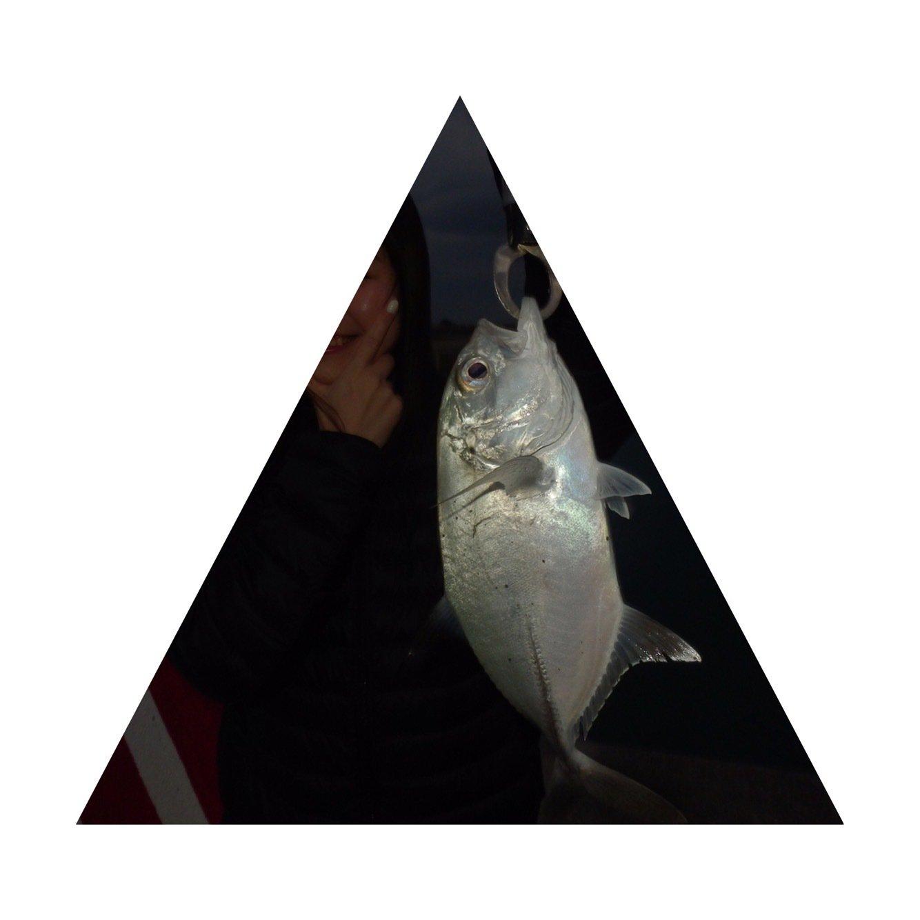 かすぴさんの投稿画像,写っている魚は