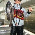 ヤスさんの愛知県東海市でのクロダイの釣果写真