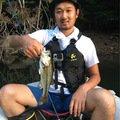 アレッサンドロさんの福岡県八女市での釣果写真