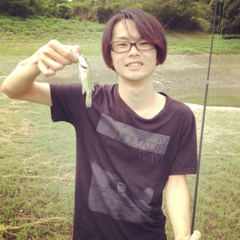 Ryuto Kurokawaさんの投稿画像,写っている魚はブラックバス