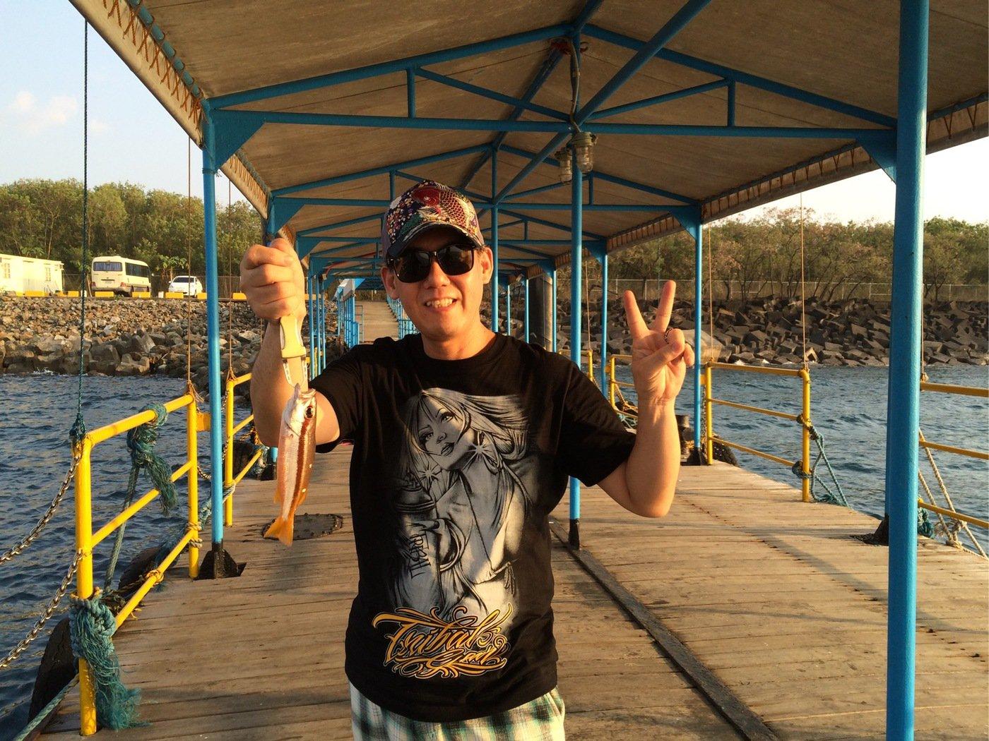 AKIRAさんの投稿画像,写っている魚は