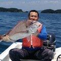 こやすさんの長崎県西海市でのマダイの釣果写真