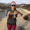 コキチさんの京都府長岡京市での釣果写真
