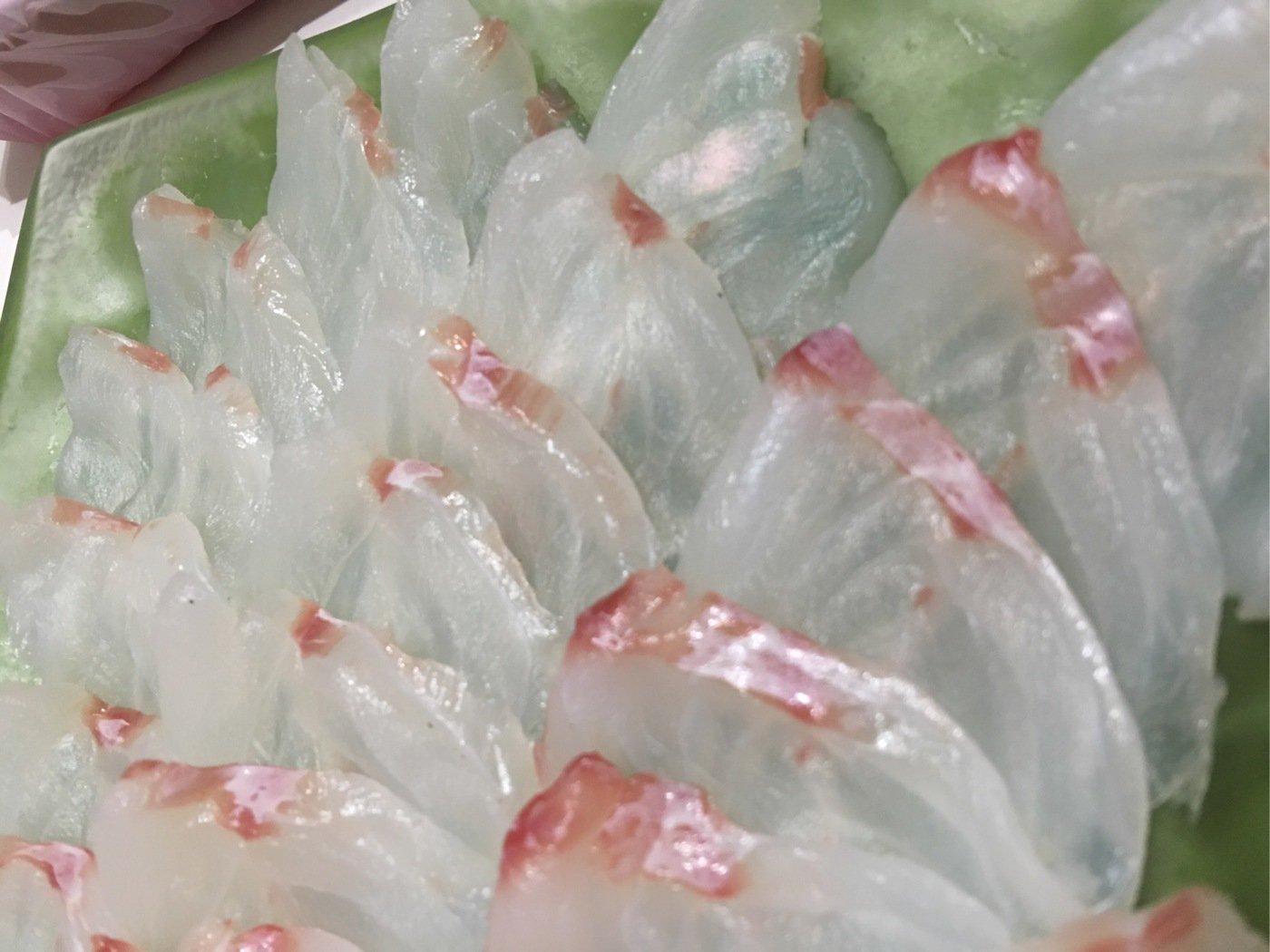 きみちゃんさんの投稿画像,写っている魚はアオハタ