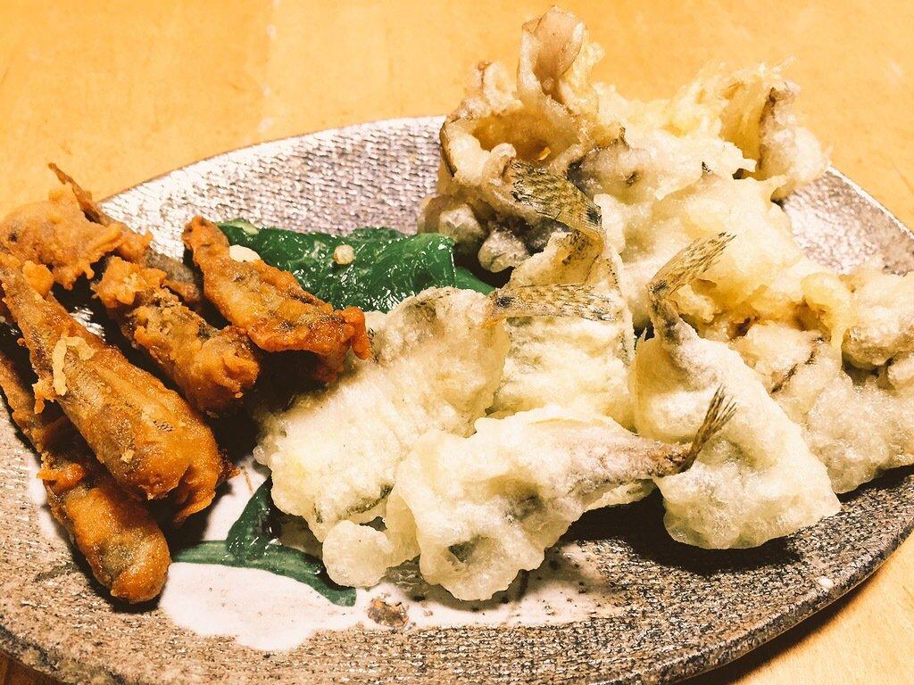 井口信之輔さんの投稿画像,写っている魚はマハゼ