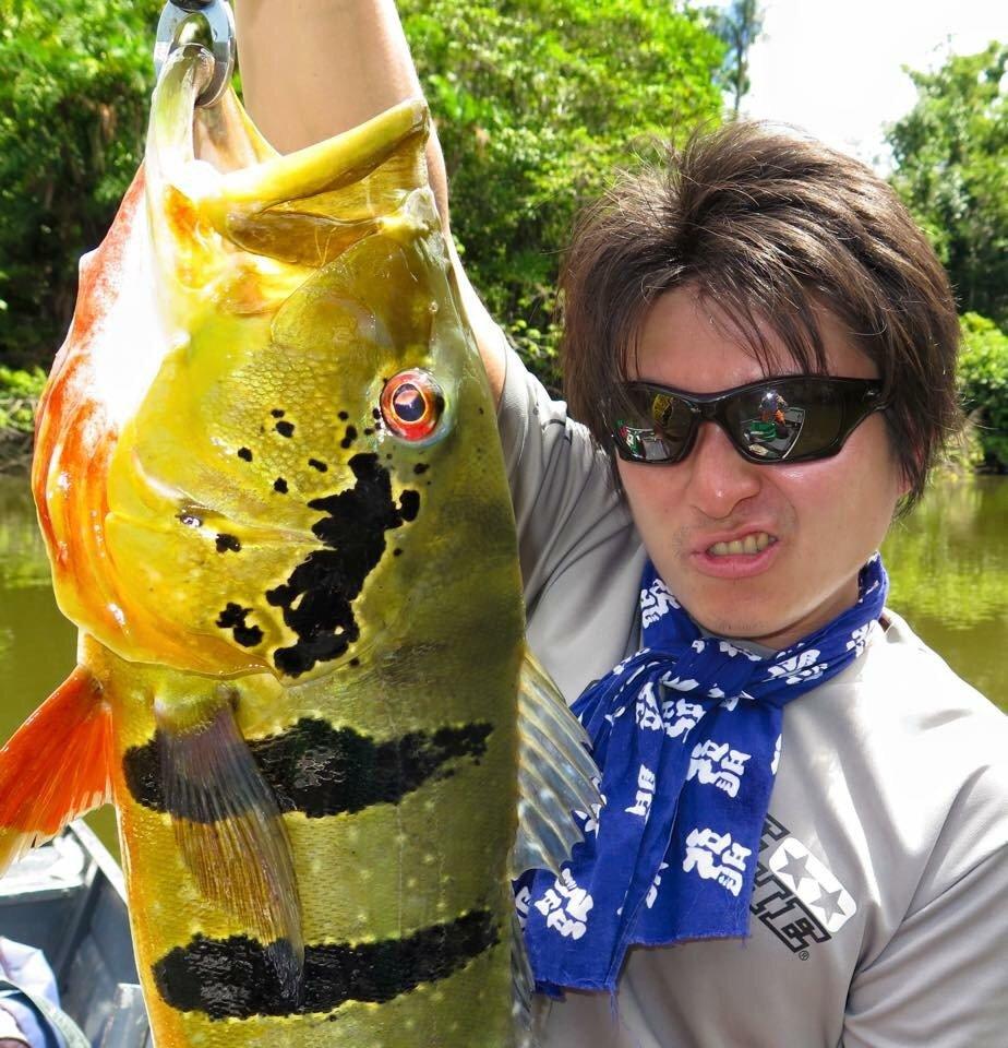 Reo Koderaさんの投稿画像,写っている魚は