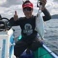 たけしさんの埼玉県八潮市での釣果写真