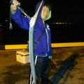 らこのすけさんの福岡県でのダツの釣果写真