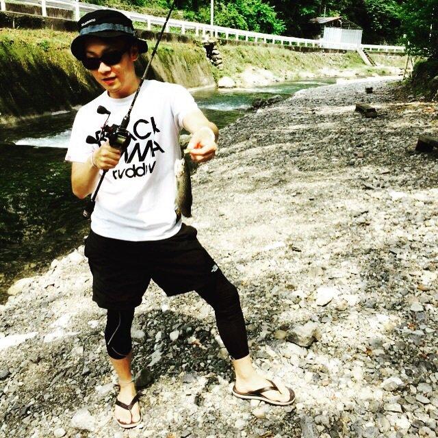 スズキ@愛宕浜さんの投稿画像,写っている魚はニジマス